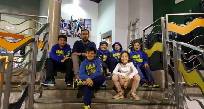 El Club Natación Villena en la tercera jornada del festival pre-benjamín Juan Arráez