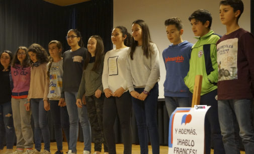 Los tres institutos de Villena se unen para fomentar la lengua francesa