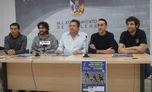 Villena acoge la Copa Federación de Hockey sobre Patines