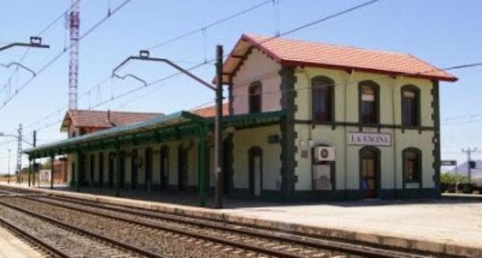 Villena solicitará una parada facultativa de tren en La Encina que conecte con Alicante