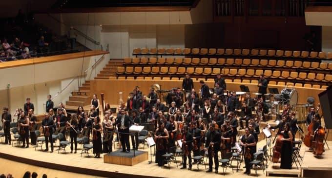 La orquesta Filarmónica de la Universidad de Valencia actuará en el Teatro Chapí