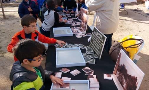 Notable participación en el taller de puzles del Museo en la colonia Santa Eulalia