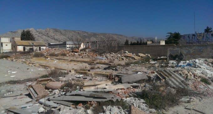 El PSOE volverá a solicitar a Los Verdes la limpieza del paraje de Bulilla tras los  últimos incendios