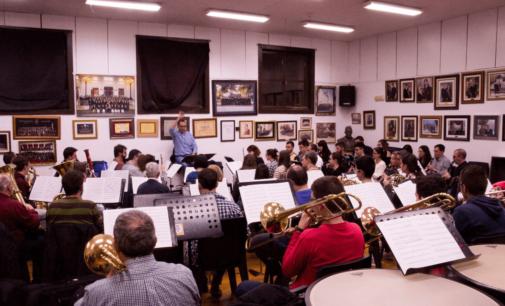 La Banda Municipal de Villena podrá ensayar al aire libre