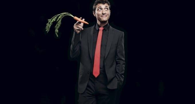 El Teatro Chapí abre sus puertas a la magia con Nacho Diago