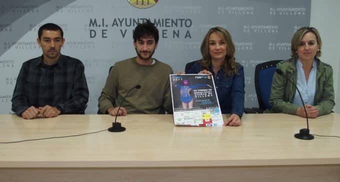 Más de 100 gimnastas participan en el VII Torneo de Gimnasia Rítmica Ciudad de Villena