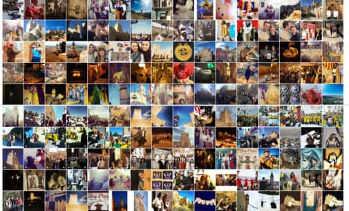 Ganadores del Concurso de Instagram #VillenaMedieval17