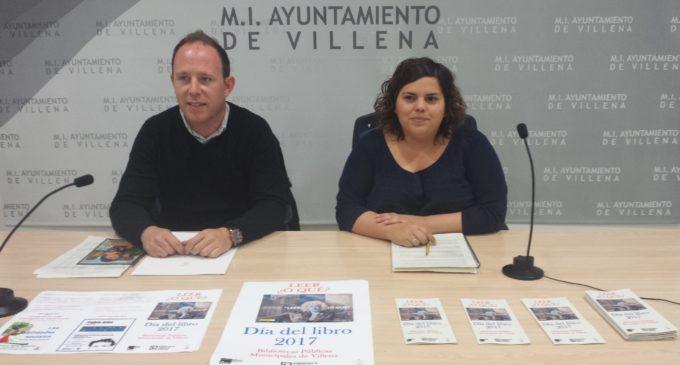 Las Bibliotecas Municipales de Villena aumentan en 536 los nuevos usuarios en el último año
