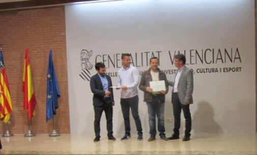 El colegio La Encarnación reconocido por Consellería como centro promotor de la actividad física y deporte