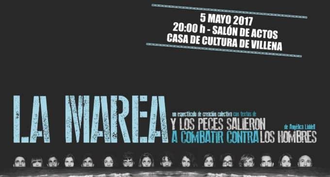 """""""La Marea"""" en la Sede Universitaria de Villena"""