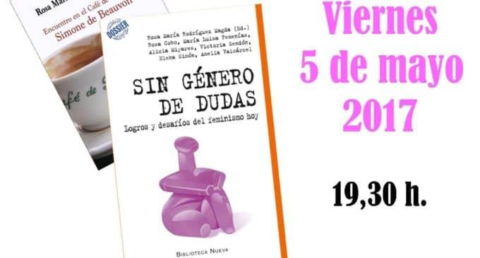 """Presentación del libro """"Sin género de dudas"""""""