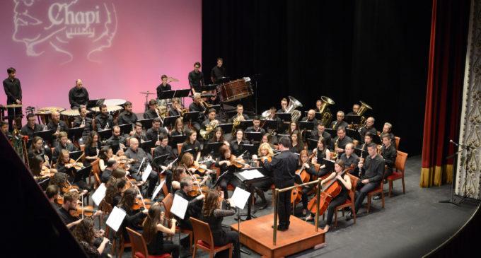 La Sociedad Musical Ruperto Chapí realizará el sábado un concierto homenaje a Chapí