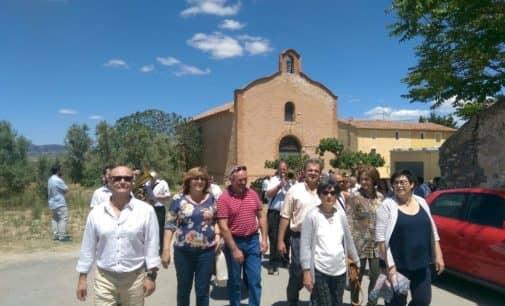 La Zafra inmersa en las fiestas en honor a San Isidro