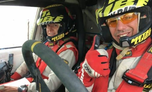 Brillante actuación del Metal Lube Rally Team en el II Rally TT Mar de Olivos
