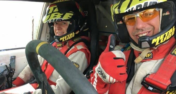 Brillante actuación del Metal Lube Rally Team en el II Rally TT Mar de Olivos