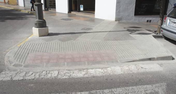 Obras para hacer Villena accesible