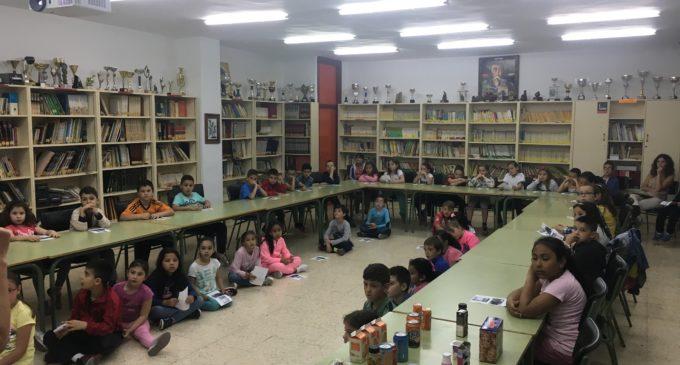 El colegio público Ruperto Chapí desarrolla su nuevo proyecto Stop Azúcar para reducir el consumo de azúcares procesados en los alimentos