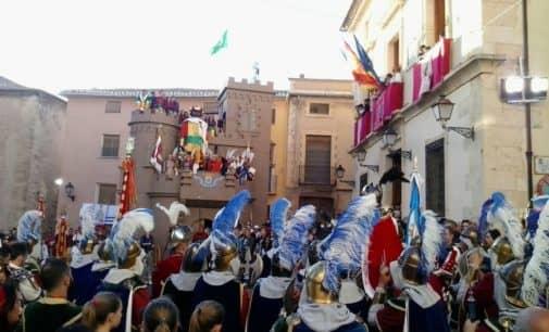 Biar y Villena renuevan el pacto festero