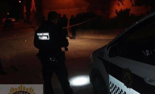 Villena demanda reforzar la presencia de las fuerzas de seguridad en el barrio San Francisco