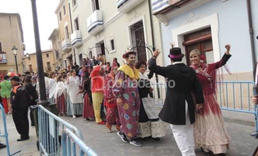 Un baile ancestral para conquistar Biar