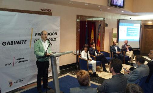 Villena recibe la distinción como Ciudad de la Ciencia y la Innovación