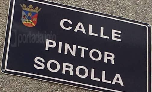 El pequeño detalle del escudo de Villena que no tiene en cuenta las nuevas placas de calles