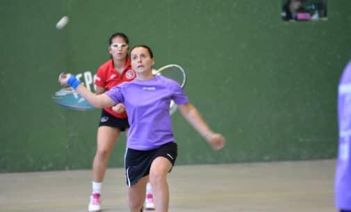 La villenense, Izaskun Hernando Oro por 12ª vez en Campeonato de  España de Pelota Olímpica