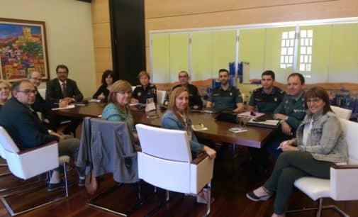 Guardia Civil y Policía Local trabajaran conjuntamente para erradicar la violencia de género