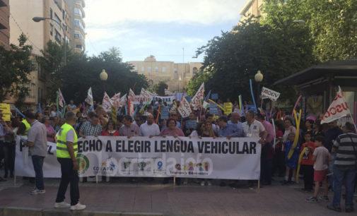 El TSJCV suspende cautelarmente el decreto de Plurilingüismo