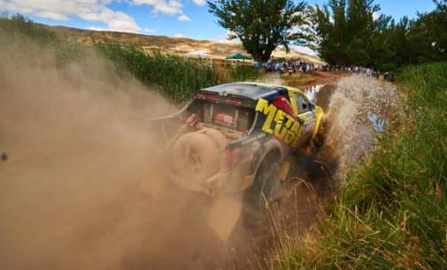 Metal Lube Rally Raid Team en el II Rally TT Mar de Olivos de Jaen