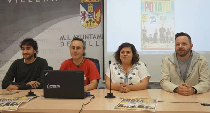 El grupo «Potato» actuará en la fiesta presentación de la Noche Étnica Mestizaje