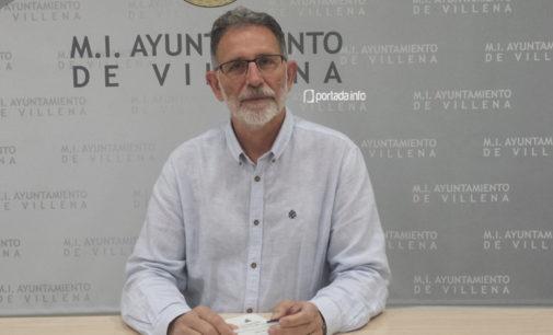 Francisco Abellán; «Quiero un partido participativo y activo»