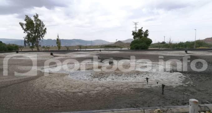 La CHJ suspende la concesión de agua de la depuradora prevista a los regantes