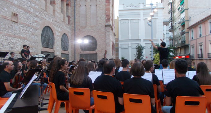 Intensa participación de la Sociedad Musical Ruperto Chapí en el VEM 2017