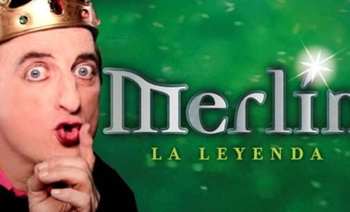 El Teatro Chapí de Villena acogerá el estreno nacional del musical «Merlín, la leyenda» con Javier Gurruchaga