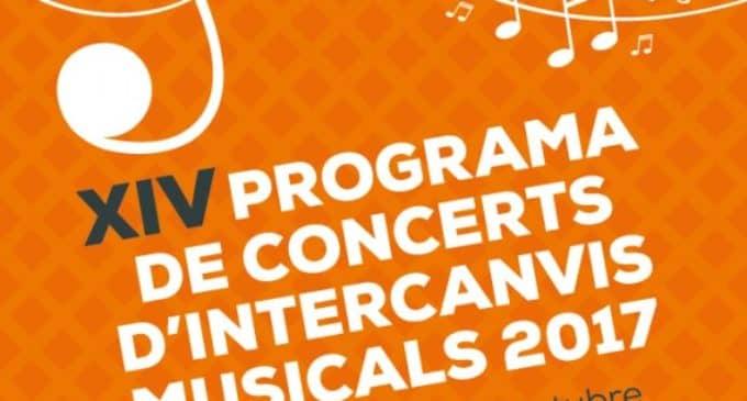 La banda instructiva de la Sociedad Musical realizará un intercambio