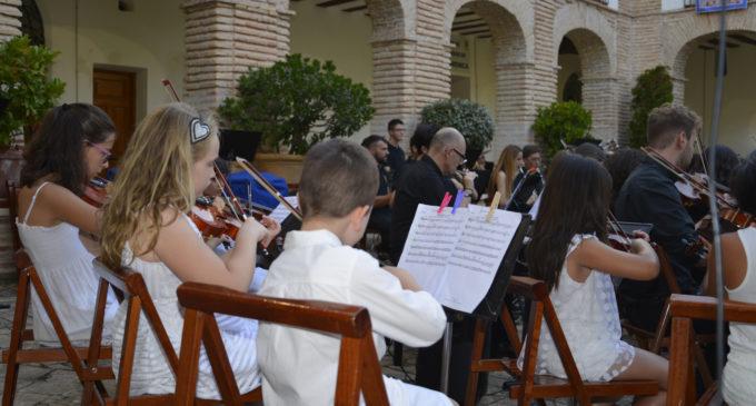 La escuela Sociedad Musical celebra su fin de curso en Las Virtudes