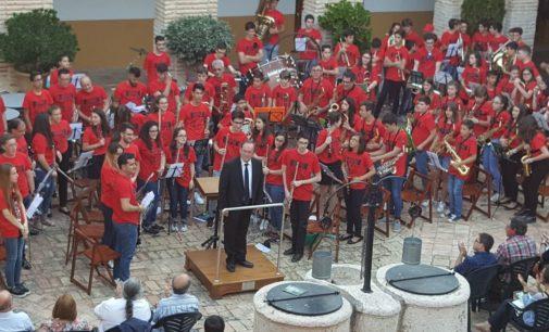 Exitoso V Encuentro Música en Familia de la Sociedad Musical Ruperto Chapí