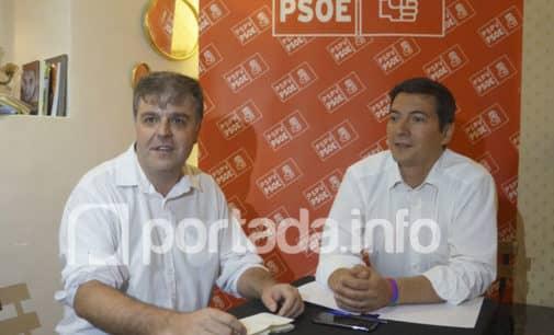El candidato a presidir el PSPV, Rafa García, apuesta en Villena por cambiar el partido