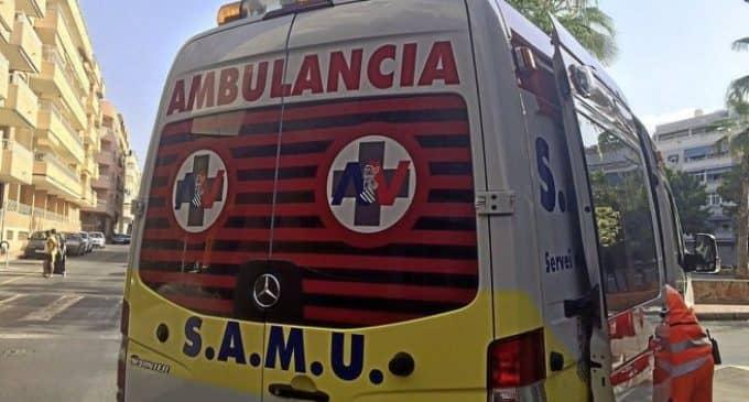 Fallece un joven en Villena tras salir su coche