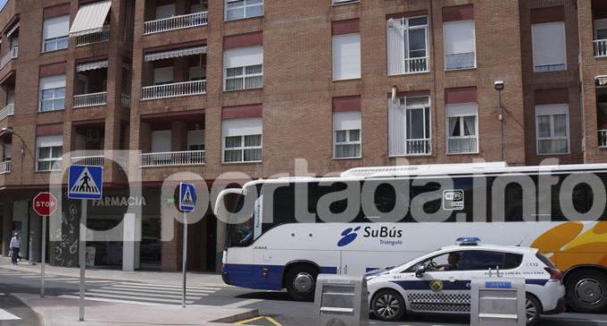 Villena adolece de transporte que conecte con el hospital de Elda, las universidades y las pedanías
