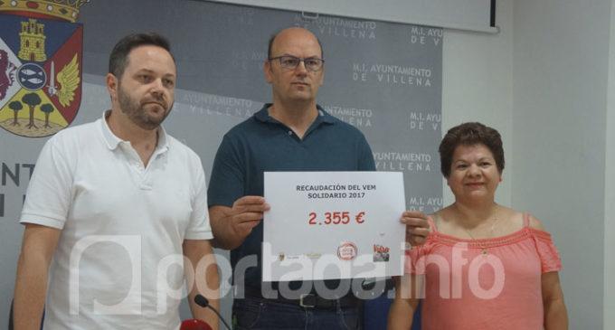 Proactiva Open Arms agradece la aportación de Villena en favor de las personas refugiadas