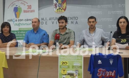 El Villena Fútbol Sala Femenino organiza un torneo a beneficio de Aspanion