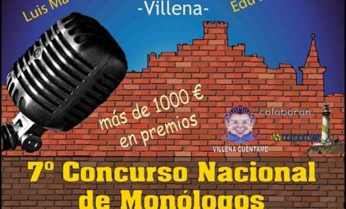 Monologistas de Madrid, Almería, Valencia y Barcelona participarán en el concurso de Monólogos del Rabal