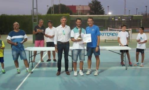Santiago Penadés gana el Open Nacional de Tenis CAMV 2017