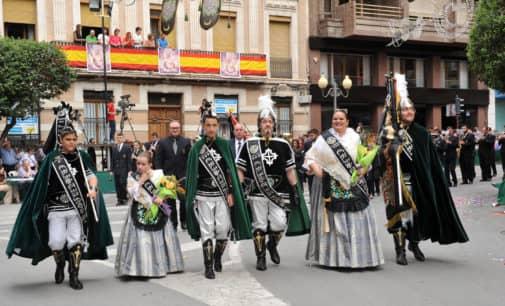 Moros Viejos y Cristianos de Villena ponen música a su 175 aniversario