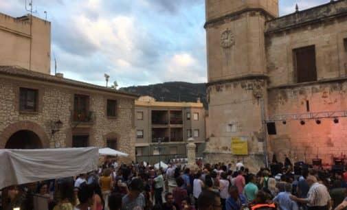 La sexta Fireta D'estiu de Biar concluye con una gran afluencia de público