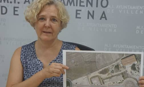 El  Prado de la Villa acogerá el nuevo parque de Bomberos de Villena