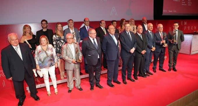 La empresa villenense Eli, Premio Cámara Alicante a la Industria 2017