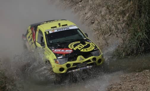 El equipo Metal Lube Rally Raid Team compite este fin de semana  en el IV Rally TT de Guadalajara